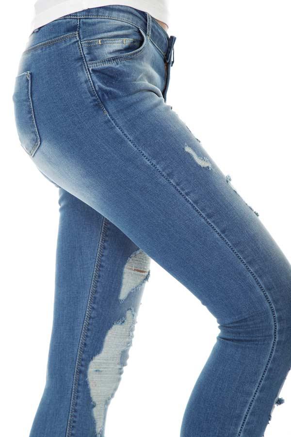 Jeans die perfekte Passform